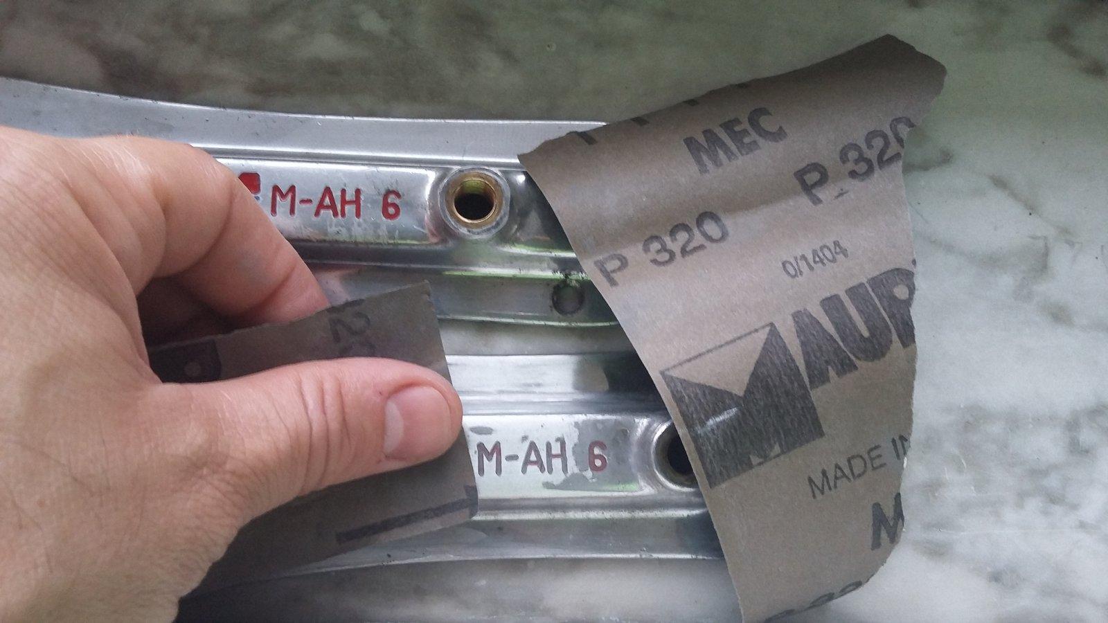 Lucidatura alluminio a specchio - Lucidare metallo a specchio ...