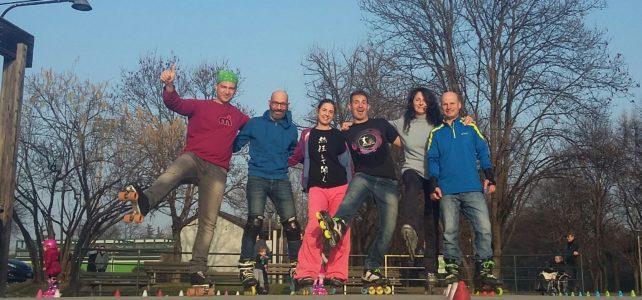 Milano Freestyle Slalom