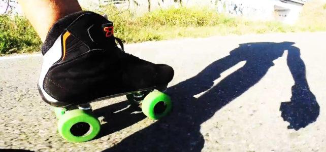 Nuove ruote da strada per pattini quad