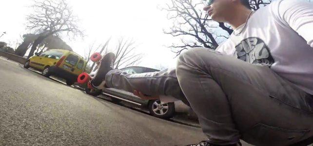 Roller Skate Fails – Giovanni Simiani