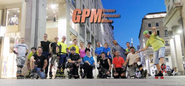 Friday Night Skate by GPM Milano