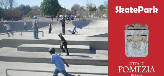 SkatePark a Pomezia Torvaianica (Roma) Firma!
