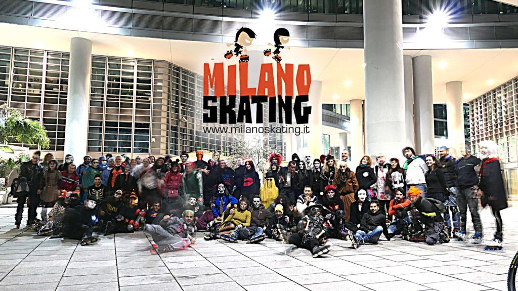 Halloween 2017 con Milanoskating