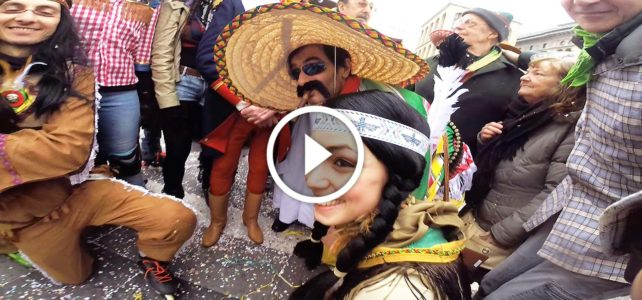 Milanoskating Carnival 2018