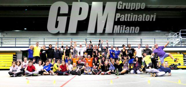 Saturday Night Skate Fever by GPMilano.com