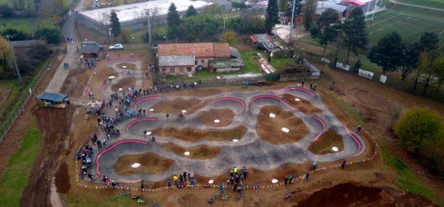 A Lainate inaugurata la pista di Pump Truck più grande della Lombardia