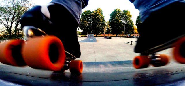 Skatepark idroscalo Milano