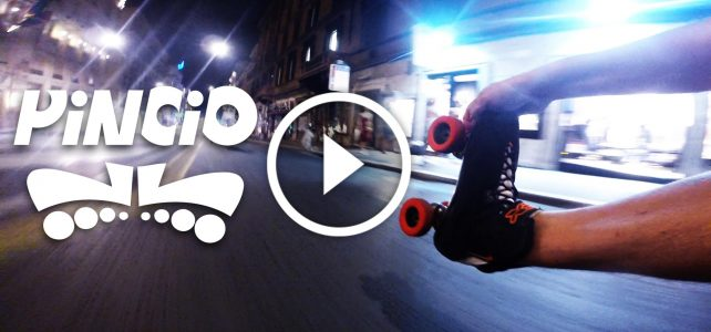 Wednesday Night Skate – Pattinatori del Pincio – ROMA