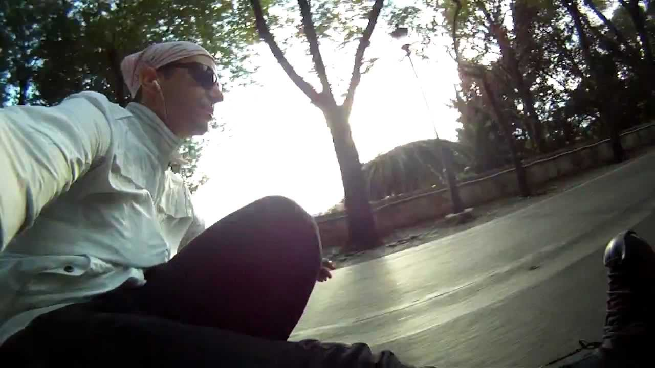 Giovanni Simiani – Quad Roller Skating