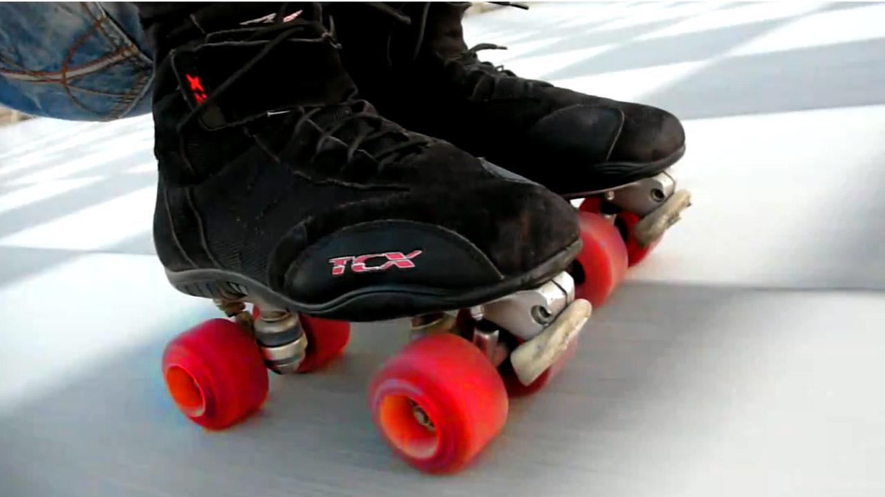 Giovanni Simiani – Quad Roller Skating #0
