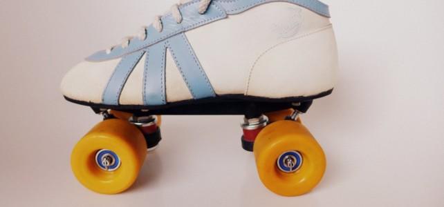 FASTER Mach1 roller quad speed skate