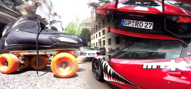 Milano Roller Skate Tour 2016