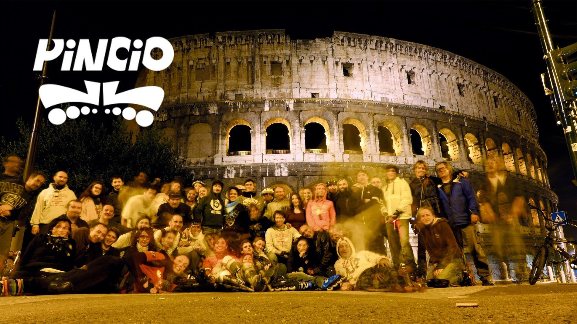 Wednesday Night Skate 2013 – ROMA