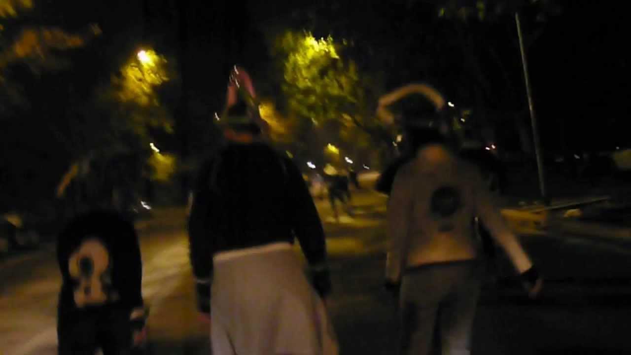 Wednesday Night Skate 2012 – ROMA