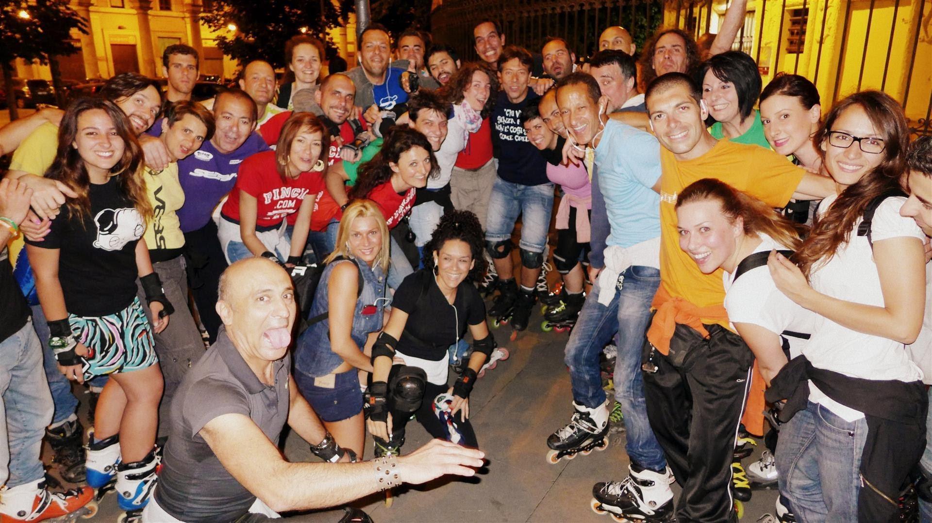 Wednesday Night Skate 2013 – ROMA