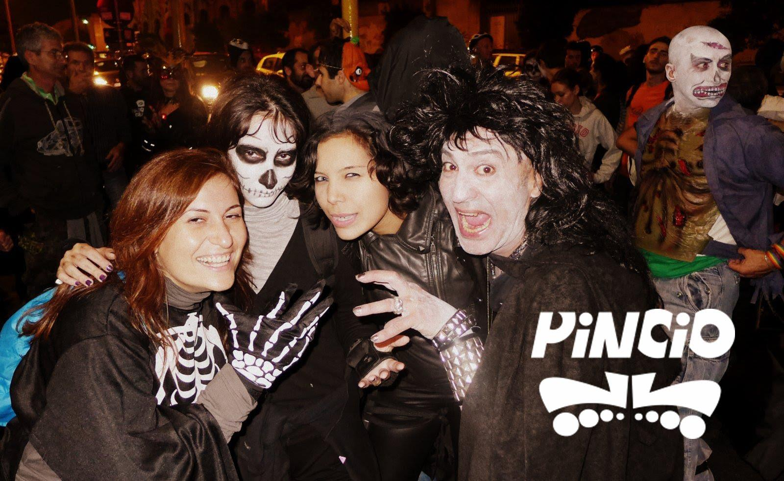 Pincio Scary Night – Halloween Roller 2013