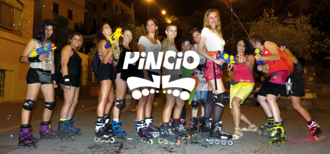 Wet Wednesday Night Pincio 2016
