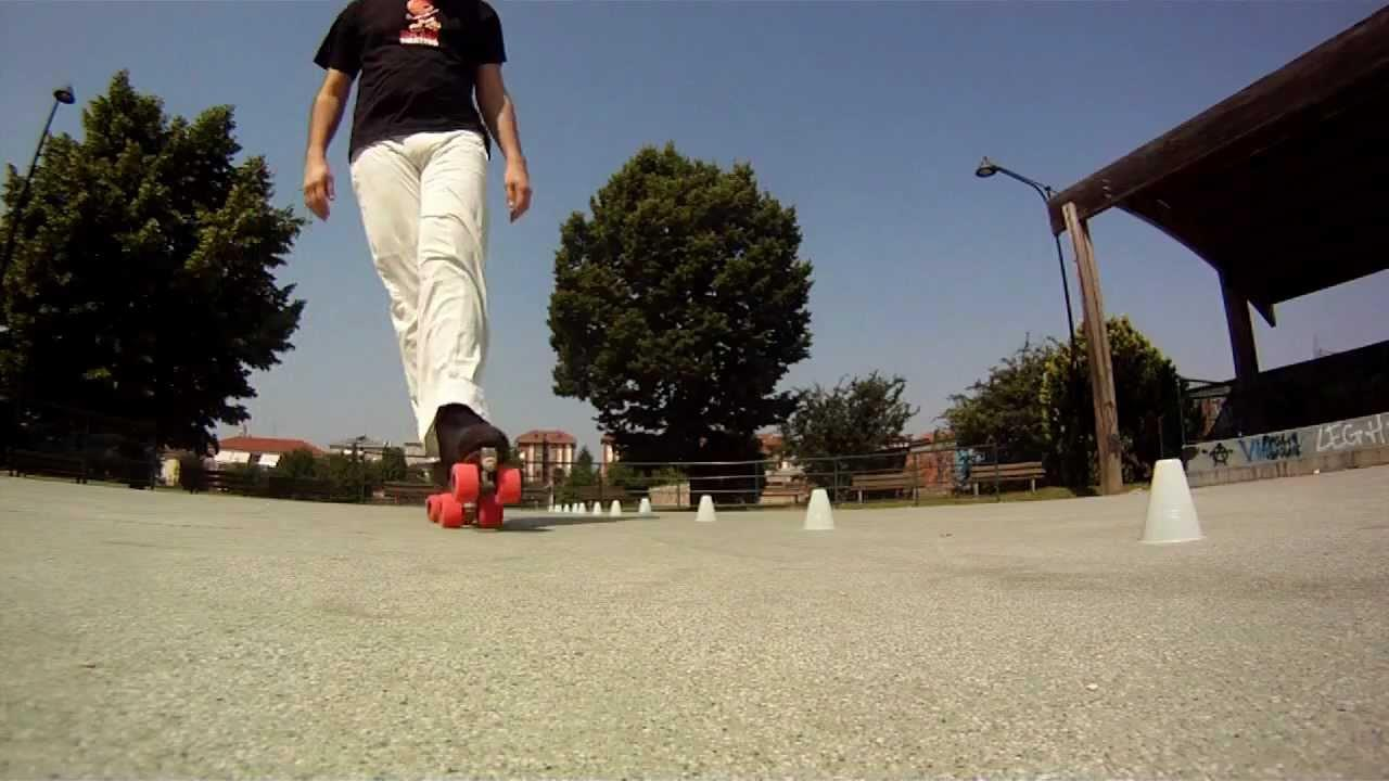Giovanni Simiani – Back on track! Quad Roller Skate