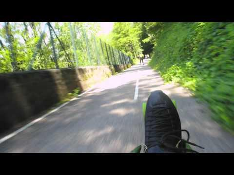 Giovanni Simiani – Downhill QUAD Roller Skating