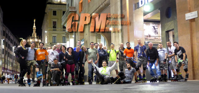Wednesday Night Skate by GPM Milano