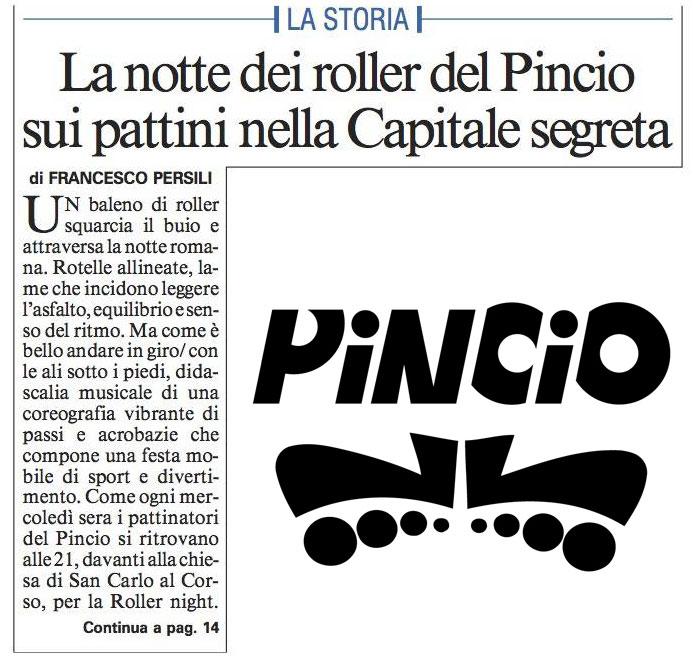 ilmessaggero_pattinatoridelpincio-02102011-copertina
