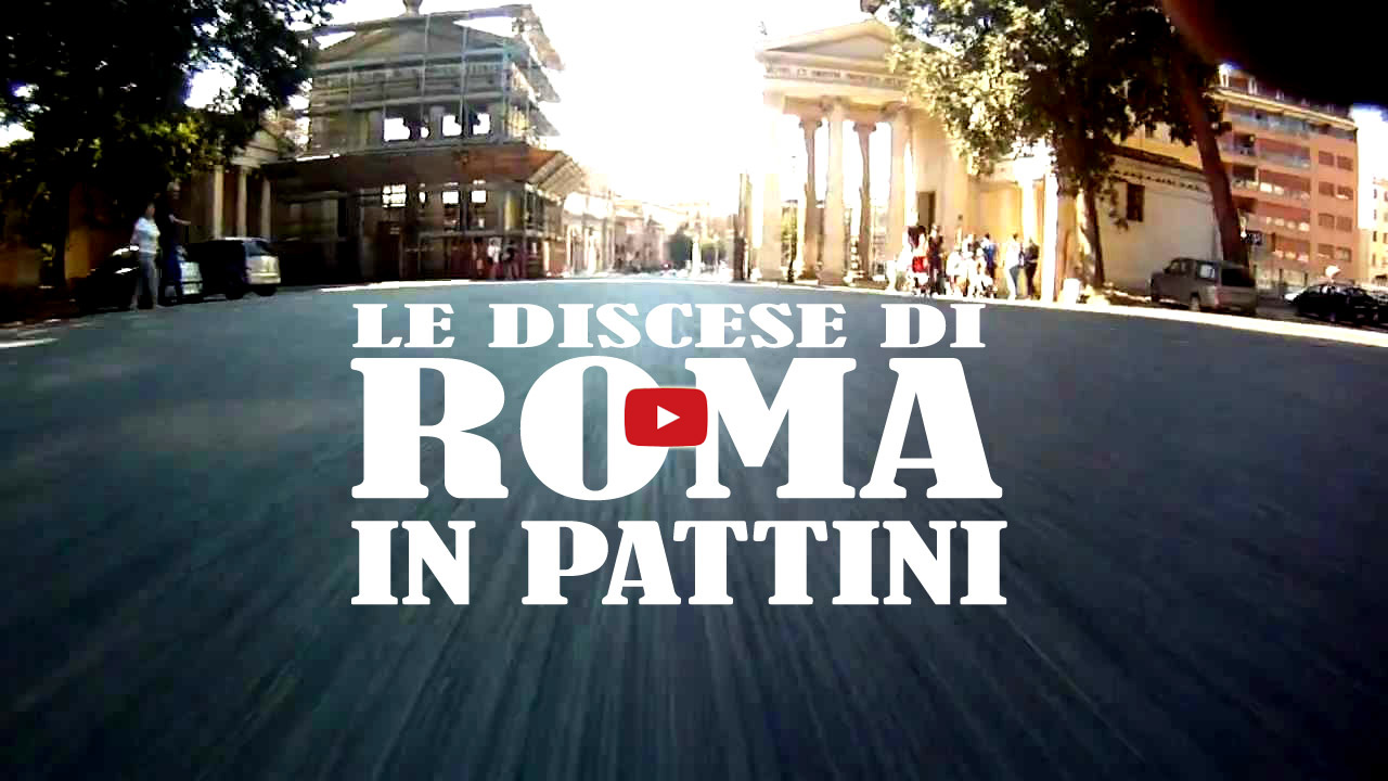 Le discese di Roma in pattini by Pincio.com