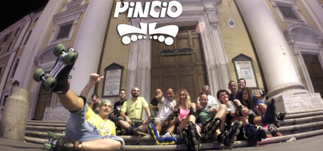 Wednesday Night Skate 2016 – ROMA