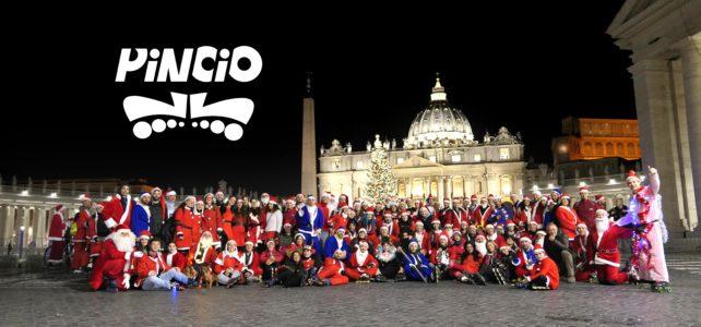 Santa Skate 2016 – Pattinata di Natale a Roma