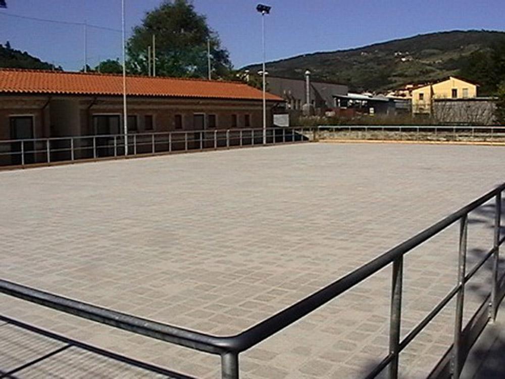 Progetto: Come costruire una pista di pattinaggio