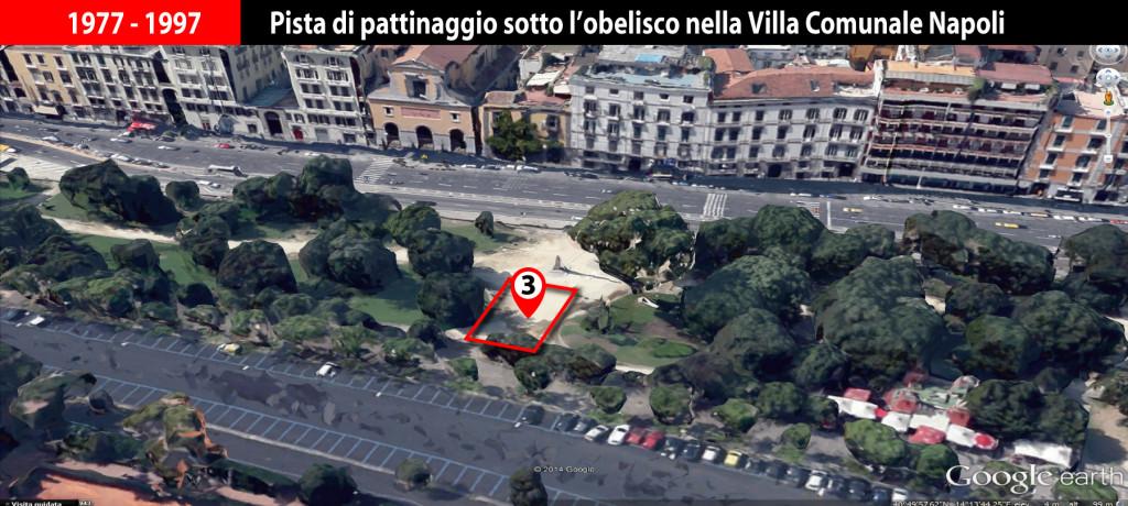 Pista di pattinaggio Napoli | 1977-1997