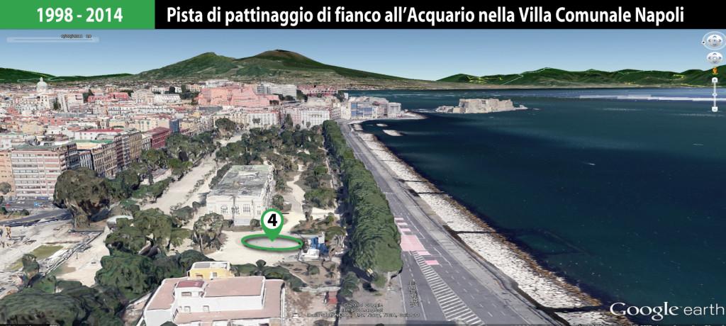 Pista di pattinaggio Napoli | 1998-2014