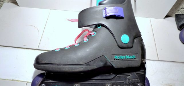 Rollerblade Lightning 1988