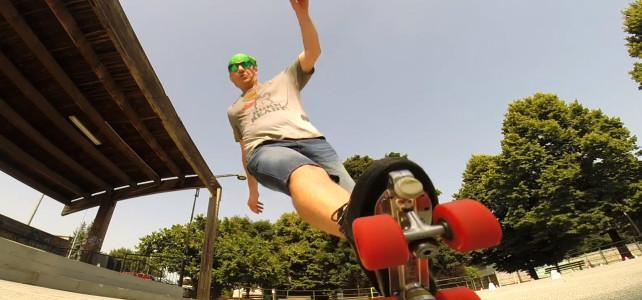 Giovanni Simiani – Quad Roller Skating #9