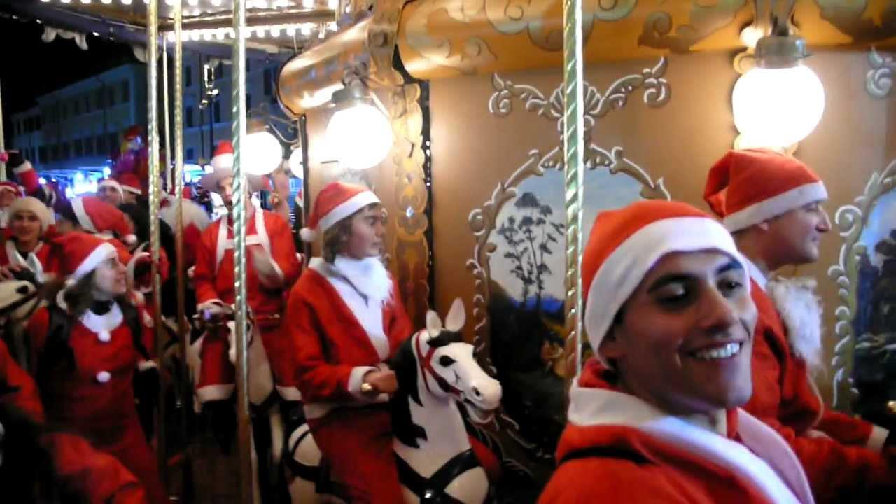 Santa Skate 2011 – Pattinata di Natale a Roma
