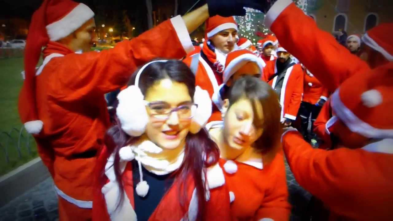 Santa Skate 2013 – La conta dei Babbi Roller a ROMA