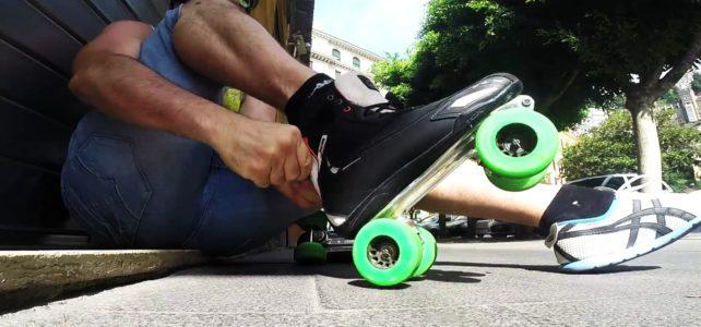 NAPOLI Roller Quad Tour 2016