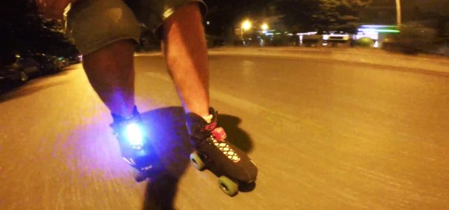 VIDEO Wednesday Night Skate 2016 – ROMA